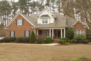 402 Carnoustie Drive, Greenville, NC 27858 (MLS #100039746) :: Century 21 Sweyer & Associates