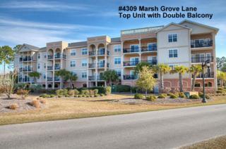 4100 Marsh Grove Lane #4309, Southport, NC 28461 (MLS #100040935) :: Century 21 Sweyer & Associates