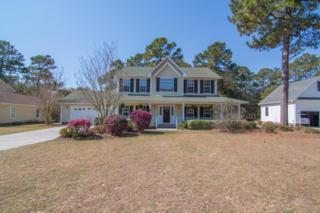 438 Star Hill Drive, Cape Carteret, NC 28584 (MLS #100046623) :: Century 21 Sweyer & Associates