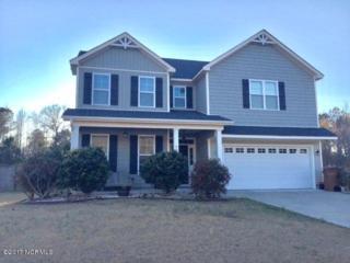 233 Blue Creek Farms Drive, Jacksonville, NC 28540 (MLS #100049657) :: Century 21 Sweyer & Associates
