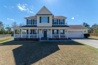 211 Pigeon Lane, Swansboro, NC 28584 (MLS #100050141) :: Century 21 Sweyer & Associates