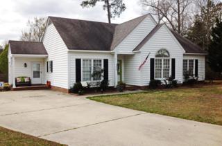 3406 Goldfinch Lane, Wilson, NC 27896 (MLS #100053278) :: Century 21 Sweyer & Associates