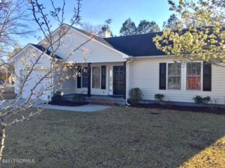 100 Live Oak Drive, Jacksonville, NC 28540 (MLS #100053353) :: Century 21 Sweyer & Associates