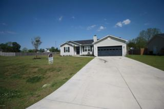 109 Clint Mills Road, Maysville, NC 28555 (MLS #100058199) :: Courtney Carter Homes