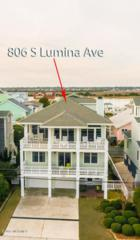 806 S Lumina Avenue, Wrightsville Beach, NC 28480 (MLS #100044511) :: Century 21 Sweyer & Associates