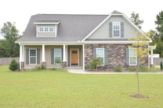 104 Plantation Creek Drive, Vanceboro, NC 28586 (MLS #100032297) :: Century 21 Sweyer & Associates