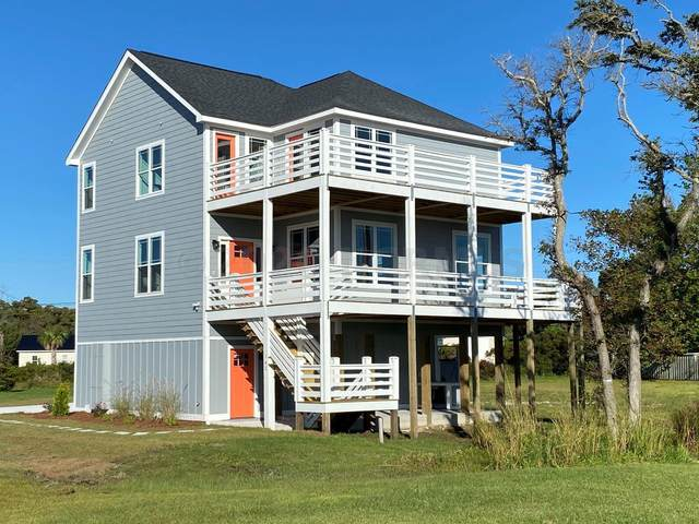 162 Sound Point Drive, Harkers Island, NC 28531 (MLS #100208994) :: Thirty 4 North Properties Group