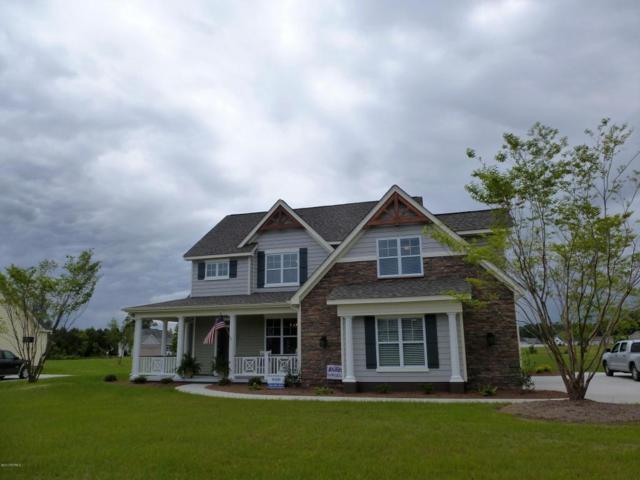 3070 Fernleaf Drive, Greenville, NC 27858 (MLS #100022360) :: Century 21 Sweyer & Associates