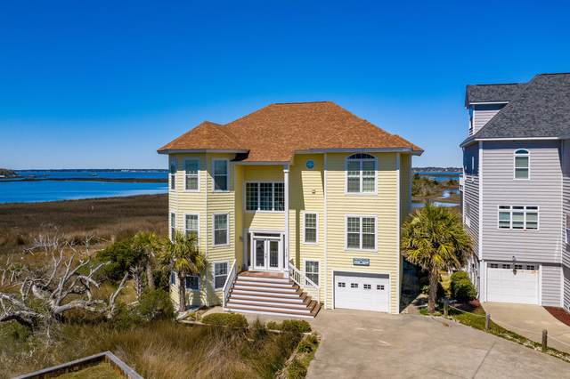117 Coral Bay Court, Atlantic Beach, NC 28512 (MLS #100263432) :: Frost Real Estate Team