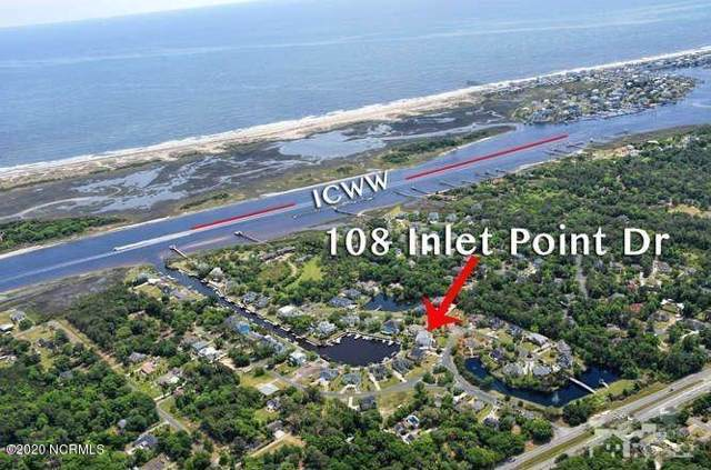 108 Inlet Point Drive, Wilmington, NC 28409 (MLS #100181326) :: RE/MAX Essential