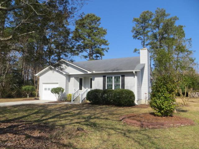 512 Island Drive, Beaufort, NC 28516 (MLS #100003635) :: The Keith Beatty Team