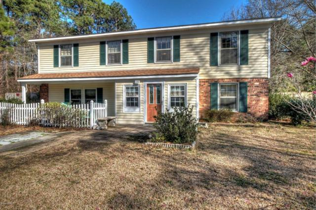2303 S Lakeview Drive, Newport, NC 28570 (MLS #100004147) :: Century 21 Sweyer & Associates