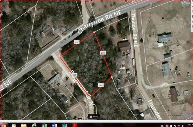 Lot 1 Cherrytree Road NE, Winnabow, NC 28479 (MLS #100004669) :: Century 21 Sweyer & Associates
