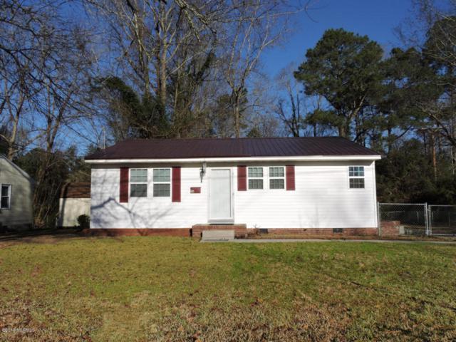 209 Dewitt Street, Jacksonville, NC 28540 (MLS #100005880) :: Century 21 Sweyer & Associates