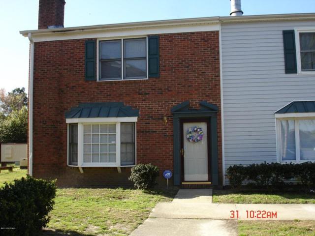 100 Kristin Drive B8, Greenville, NC 27834 (MLS #100007933) :: Century 21 Sweyer & Associates