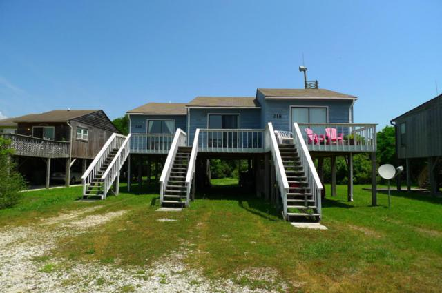 218-222 Sandpiper Drive, North Topsail Beach, NC 28460 (MLS #100010041) :: Century 21 Sweyer & Associates