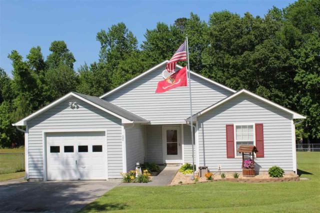 384 Riggs Road, Hubert, NC 28539 (MLS #100014054) :: Century 21 Sweyer & Associates