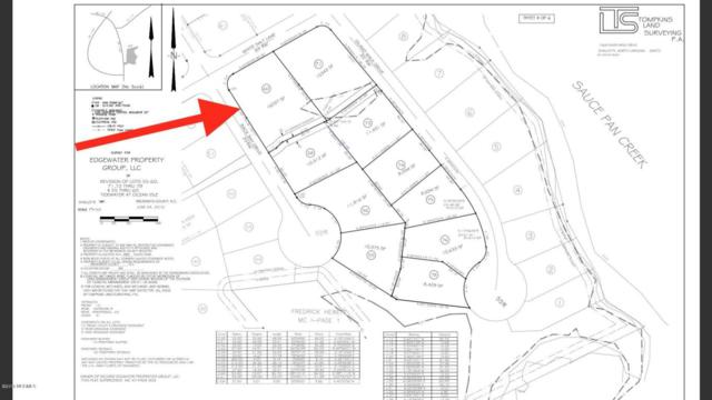 1671 Back Bay Drive SW, Shallotte, NC 28470 (MLS #100014862) :: Century 21 Sweyer & Associates