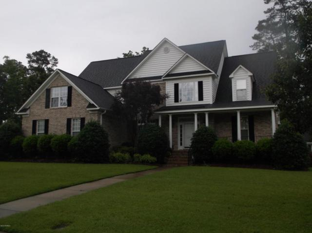 701 Carnoustie Drive, Greenville, NC 27858 (MLS #100015253) :: Chesson Real Estate Group