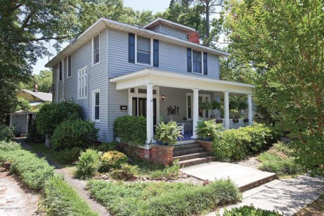 1802 Perry Avenue, Wilmington, NC 28403 (MLS #100017968) :: David Cummings Real Estate Team