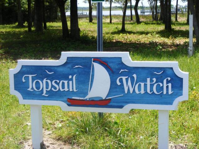 240 Topsail Watch Drive, Hampstead, NC 28443 (MLS #100018580) :: Century 21 Sweyer & Associates