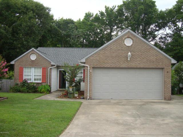 2912 Mandy Lane, Morehead City, NC 28557 (MLS #100018728) :: Century 21 Sweyer & Associates