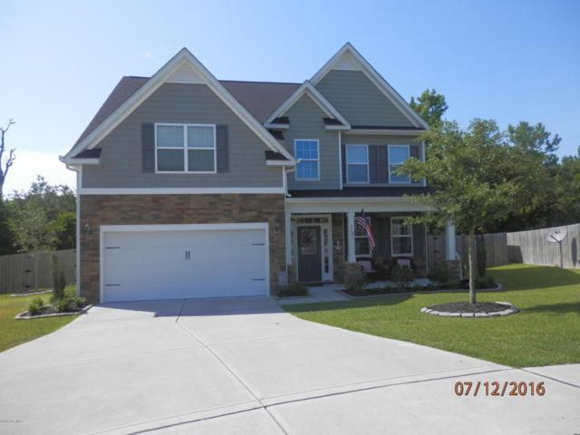 202 Gannet Court, Swansboro, NC 28584 (MLS #100020703) :: Century 21 Sweyer & Associates