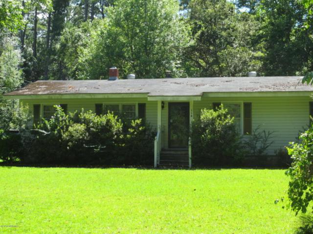 114 Pine Cone Lane, Beaufort, NC 28516 (MLS #100021825) :: Century 21 Sweyer & Associates