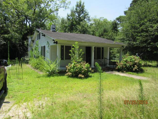 730 E 11th Street, Lumberton, NC 28358 (MLS #100024389) :: Century 21 Sweyer & Associates