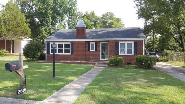 2616 Jefferson Drive, Greenville, NC 27858 (MLS #100024588) :: Century 21 Sweyer & Associates
