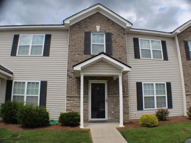 100 Chandler Drive E, Greenville, NC 27834 (MLS #100024936) :: Century 21 Sweyer & Associates