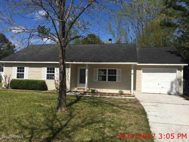 102 Sweetwater Drive, Jacksonville, NC 28540 (MLS #100030228) :: Century 21 Sweyer & Associates