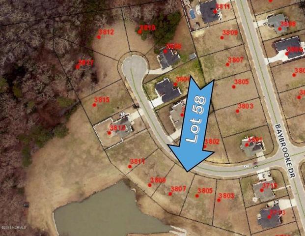 3807 Ramblewood Hill Drive, Wilson, NC 27893 (MLS #100030498) :: Harrison Dorn Realty