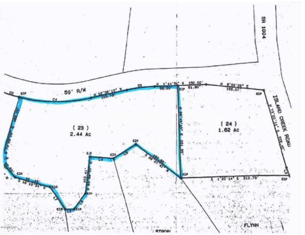 151 Forest Glen Lane, Pollocksville, NC 28573 (MLS #100030620) :: Century 21 Sweyer & Associates