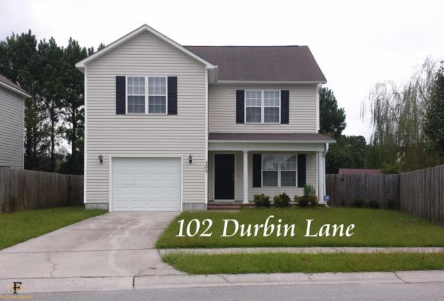 102 Durbin Lane, Jacksonville, NC 28546 (MLS #100030907) :: Century 21 Sweyer & Associates