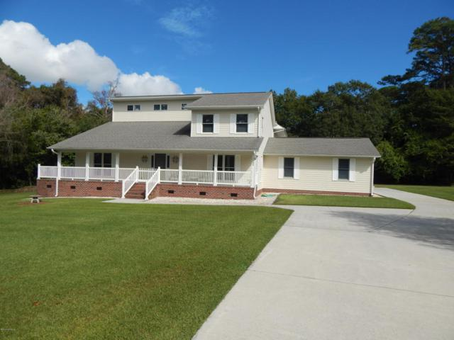 103 Phillips Landing Drive, Morehead City, NC 28557 (MLS #100031231) :: Century 21 Sweyer & Associates