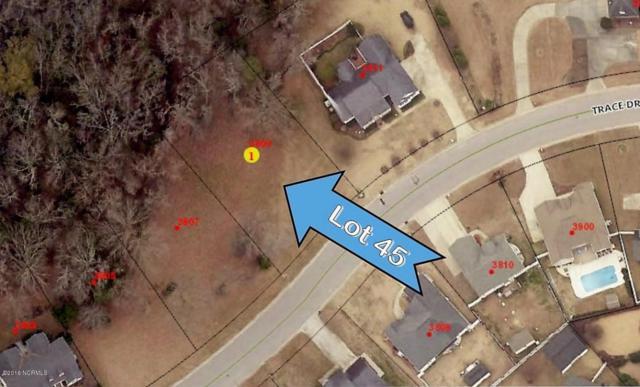 3809 Trace Drive W, Wilson, NC 27893 (MLS #100034328) :: Century 21 Sweyer & Associates