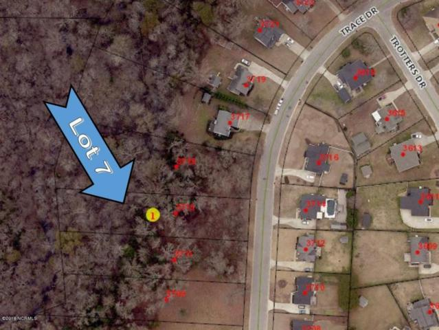 3713 Trace Drive W, Wilson, NC 27893 (MLS #100034432) :: Century 21 Sweyer & Associates