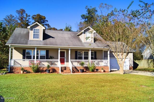 607 Cedar Lane, Washington, NC 27889 (MLS #100034538) :: Century 21 Sweyer & Associates