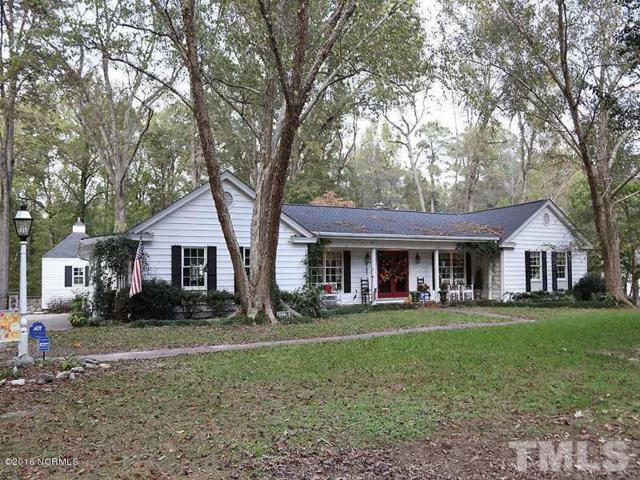 1018 Brookside Drive NW, Wilson, NC 27893 (MLS #100035162) :: Century 21 Sweyer & Associates