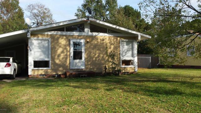 112 Cardinal Road, Jacksonville, NC 28546 (MLS #100035595) :: Century 21 Sweyer & Associates