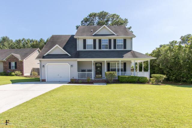 902 Huff Drive, Jacksonville, NC 28546 (MLS #100035827) :: Century 21 Sweyer & Associates