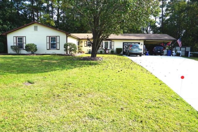 110 Creighton Drive, Jacksonville, NC 28546 (MLS #100035958) :: Century 21 Sweyer & Associates