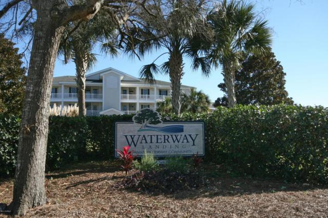 1135 Park Road #2104, Sunset Beach, NC 28468 (MLS #100036503) :: Century 21 Sweyer & Associates