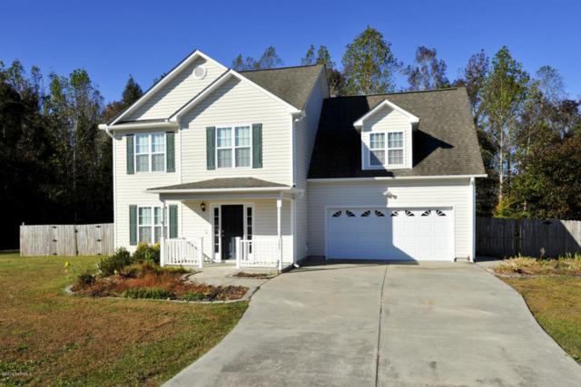 105 Spring Leaf Lane, Jacksonville, NC 28540 (MLS #100037304) :: Century 21 Sweyer & Associates