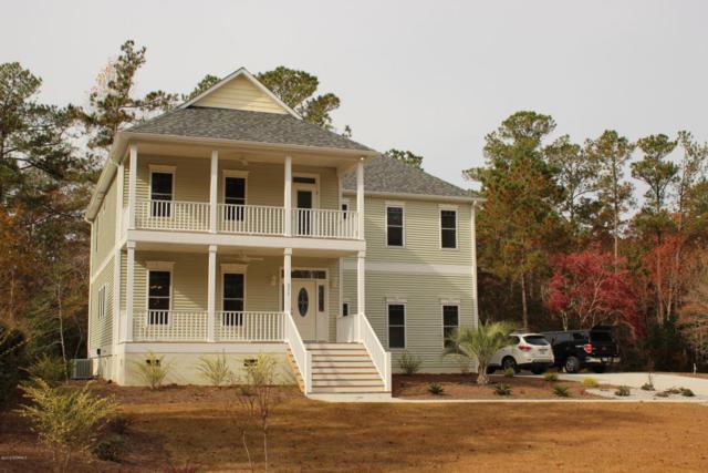 211 N Holland Point Drive, Stella, NC 28582 (MLS #100038663) :: Century 21 Sweyer & Associates