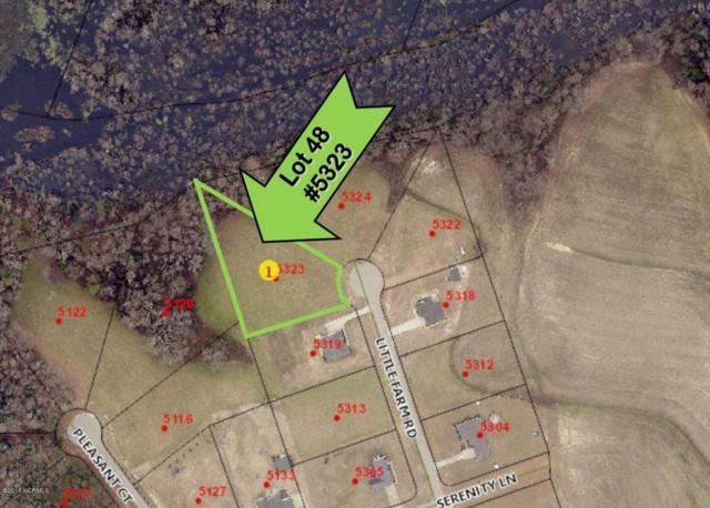 5323 Little Farm Road, Elm City, NC 27822 (MLS #100038727) :: Century 21 Sweyer & Associates