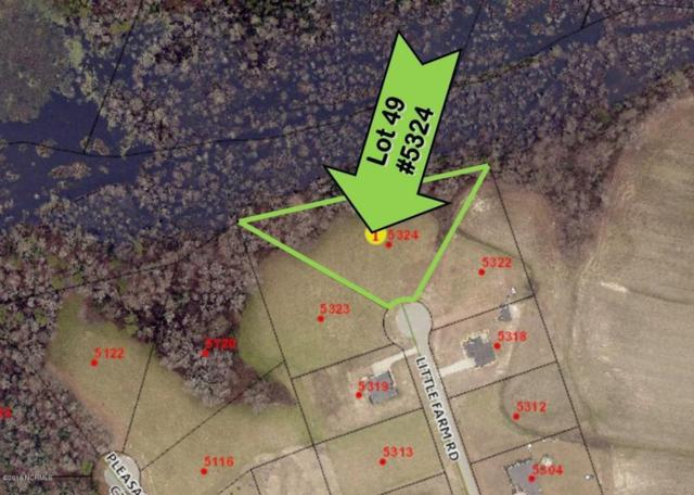 5324 Little Farm Road, Elm City, NC 27822 (MLS #100038730) :: Century 21 Sweyer & Associates