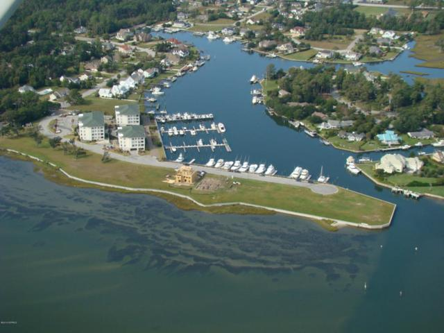 C 6 Spooners Creek Marina, Morehead City, NC 28557 (MLS #100038845) :: Century 21 Sweyer & Associates