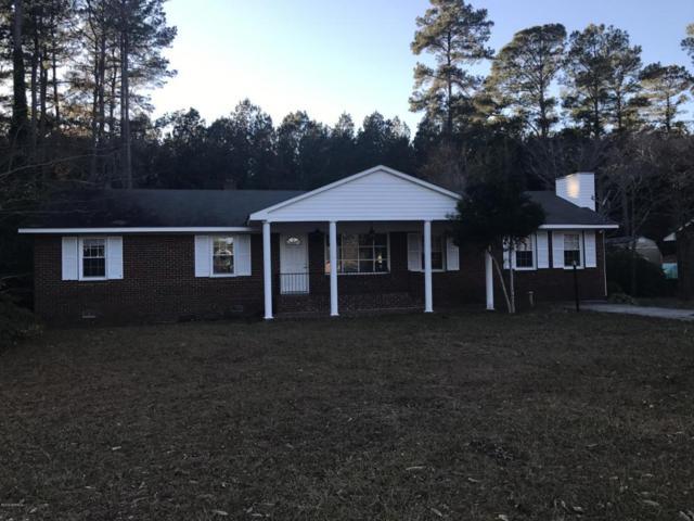 1752 Holly Ridge Rd, Kinston, NC 28504 (MLS #100039565) :: Century 21 Sweyer & Associates